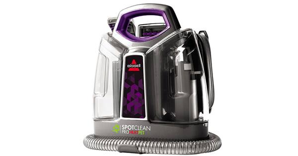 Bissell 174 Spotclean Proheat Pet 174 6119w Portable Carpet