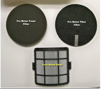 powerglide lift off filters