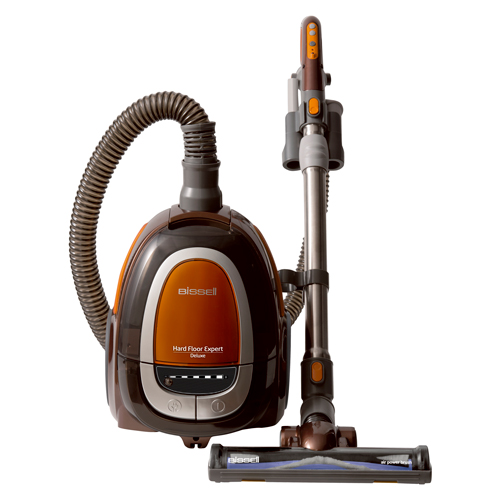 Bissell 174 Hard Floor Expert Deluxe Canister Vacuum 1161