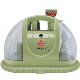 Little Green Portable Carpet Cleaner 1400B Front View