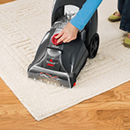 Stain Pro 16239 BISSELL Carpet Cleaner Change Modes