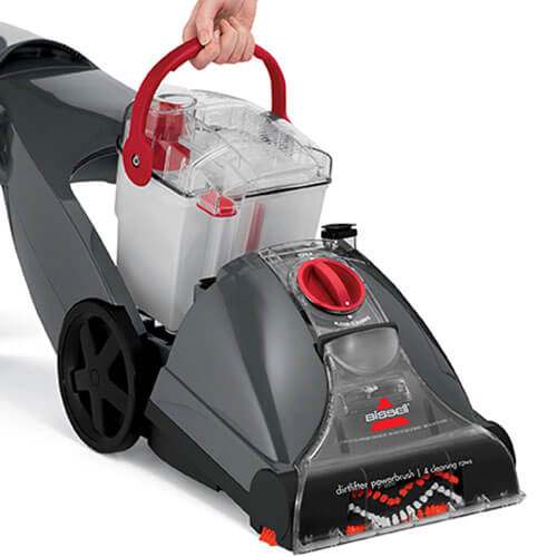 Stain Pro 16239 BISSELL Carpet Cleaner Dirty Tank removal