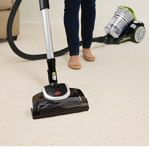 PowerClean Canister 1654C BISSELL Vacuum Cleaners Motorized Floor Nozzle