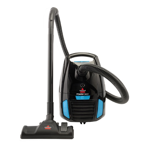 Bissell Powerforce Bagged Canister Vacuum 1668w Parts
