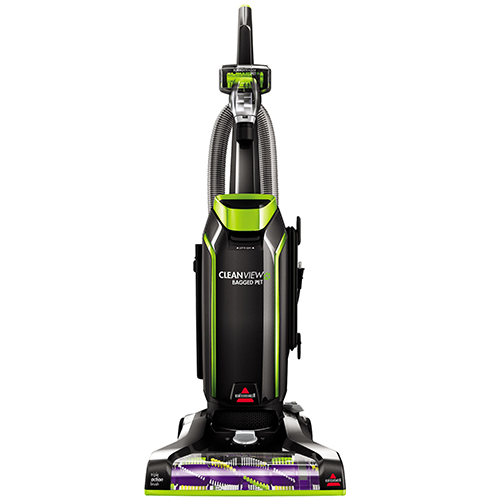 CleanView Pet Bagged Vacuum Cleaner 20191 BISSELL Hero View