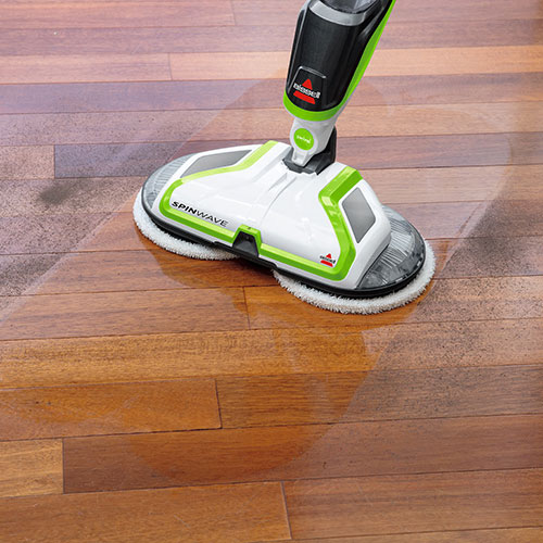 SpinWave Hard Floor Cleaner 2039 BISSELL Hard Floor Cleaning