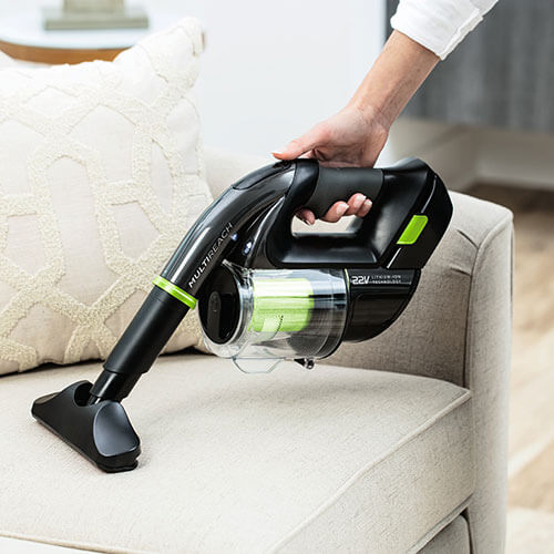 Multi Reach Cordless Vacuum 2151 BISSELL Cordless Vacuum Cleaner Couch Tool