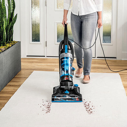PowerForce Helix 2191 BISSELL Vacuum Cleaners Entry Way
