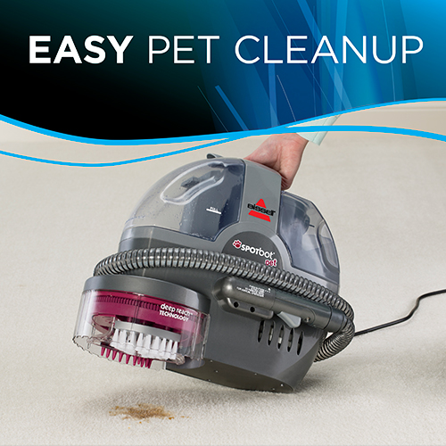 SpotBot Pet 33N8 Pet Clean Up BISSELL Carpet Cleaners