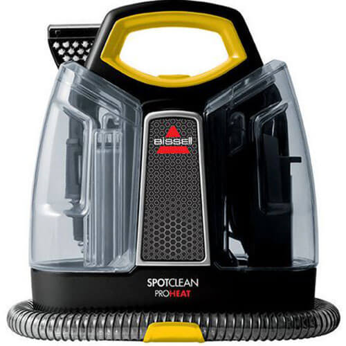 Spotclean Proheat Portable Carpet Cleaner 5207j Bissell