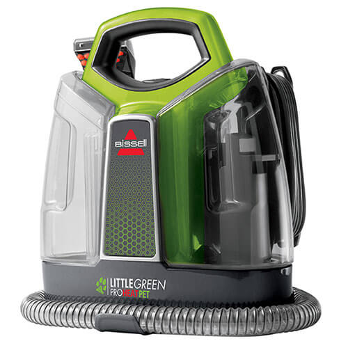 BISSELL Little Green ProHeat Pet 5207M | Portable Carpet ...