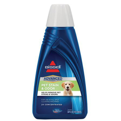 Advanced Pet Stain Odor Formula 74R7D BISSELL Portable Formula