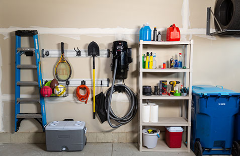 Spring Cleaning Tips for Your Garage
