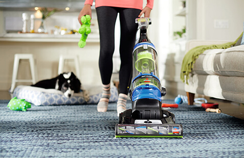 Why We Love Bagless Vacuum Cleaners