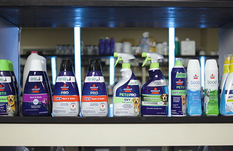 The Chemistry Behind Our Best Products for Pet Stains and Odors