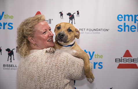 Time to Celebrate Adopt A Shelter Pet Month