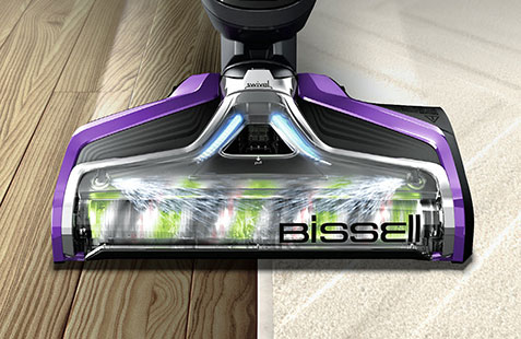 Bissell Crosswave Pet Pro Wet Dry Vacuum Cleaner