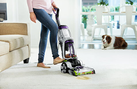 Carpet Cleaning The Best Way To Deep Clean Bissell