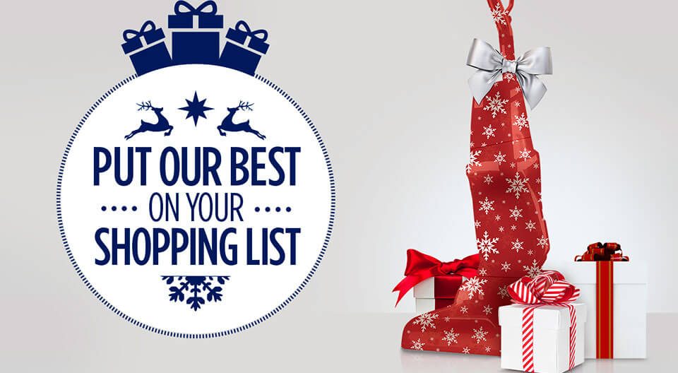 Here It Is: The BISSELL Gift Guide
