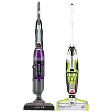 Steam and Hard Floor Cleaners