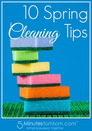 10springcleaningtips