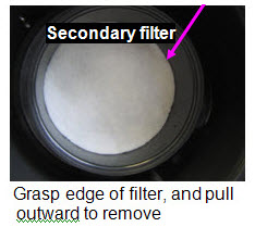 18P0 secondary filter