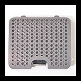 Exhaust Cover Hard Floor Expert Canister 1602326 BISSELL Vacuum Parts