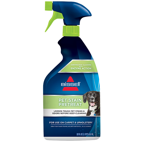 Pet Stain Pretreat for Carpet and Upholstery 0790