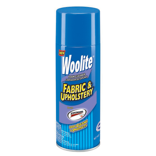 Woolite Foam Fabric & Upholstery Cleaner