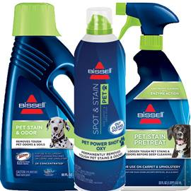 Upright Carpet Shampoo Pet Carpet Cleaning Bundle