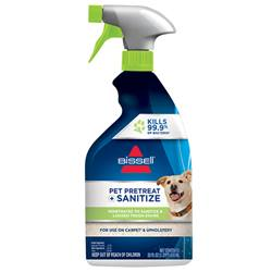 Pet Pretreat Plus Sanitize Stain and Odor Remover 1129