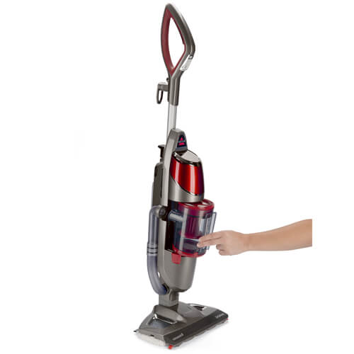 Symphony Steam Mop 1132 Dirt Bin Removal
