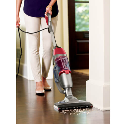 Symphony Steam Mop 1132 Hard Floor Vacuuming