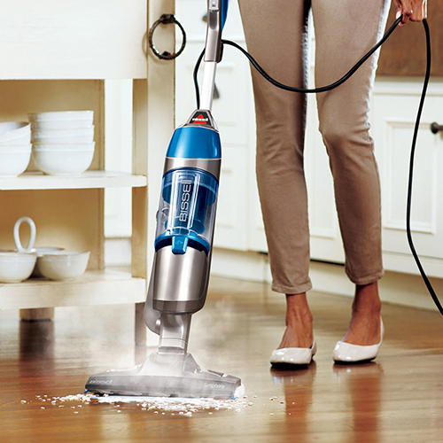 Remanufactured Symphony All In One Vacuum Amp Steam Mop Bissell 174 Steam