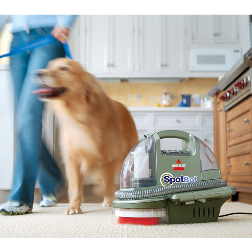 Spotbot Portable Carpet Cleaner 12005 Automatic Cleaning Mode