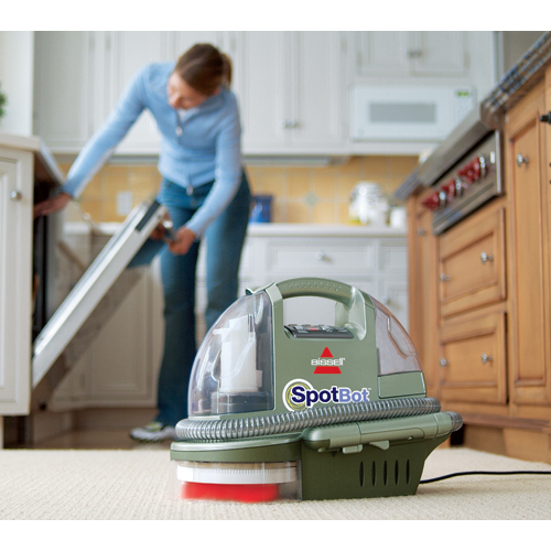 Spotbot Portable Carpet Cleaner 12005 Automatic Mode