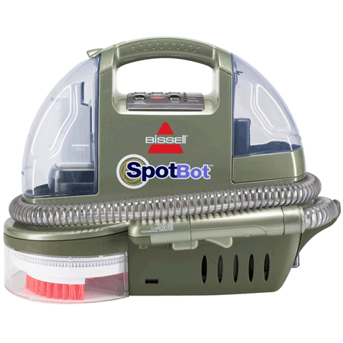 Spotbot Portable Carpet Cleaner 12005 Bissell Upholstery Cleaners