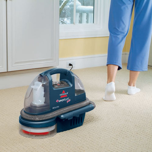 Spotbot Pet Portable Carpet Cleaner 12006 Hands Free Cleaning