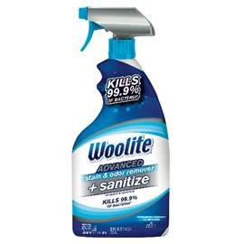 Woolite Advanced Stain and Odor Plus Sanitize 1282