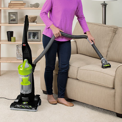 PowerTrak 1307 BISSELL Vacuum Cleaner Vacuum Couch