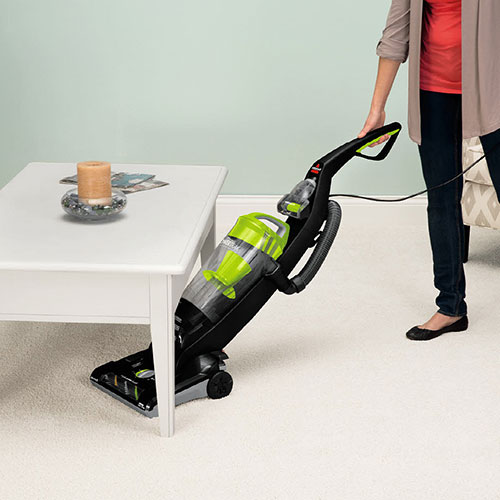 PowerTrak 1307 BISSELL Vacuum Cleaner Vacuum Under Table
