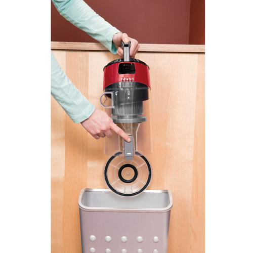 CleanView Complete Pet Upright  Vacuum 1319 Emptying Collection Tank