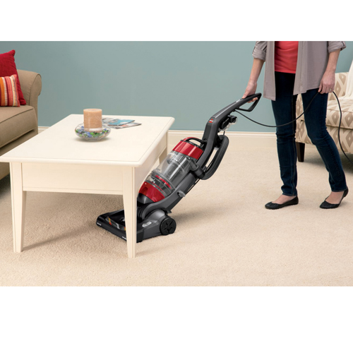 CleanView Complete Pet Upright  Vacuum 1319 Under Furniture Cleaning
