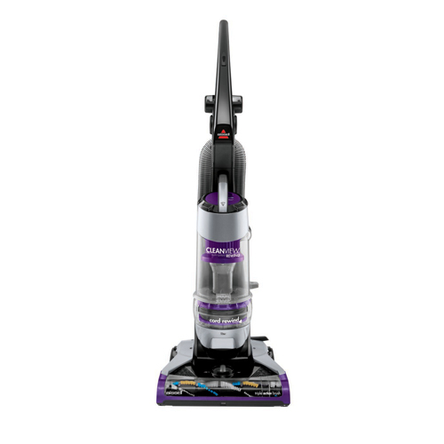 CleanView Deluxe Rewind Upright Vacuum 1322 Front View