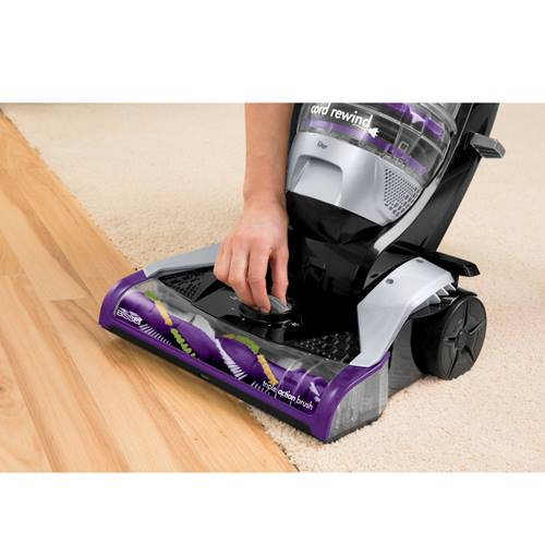CleanView Pet Rewind Vacuum 1328 Height Adjustment Kno