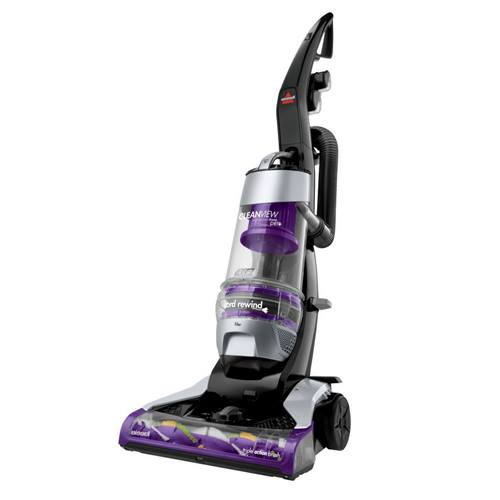 CleanView Pet Rewind Vacuum 1328 Left Angle View