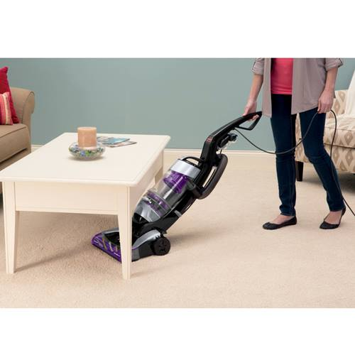CleanView Pet Rewind Vacuum 1328 Under Furniture Cleaning