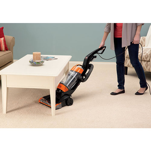Superb ... Cleanview Onepass Upright Lightweight Vacuum Under Furniture Cleaning  ...