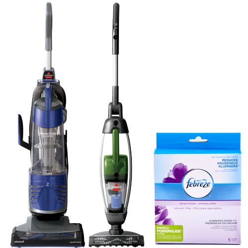 PowerGlide Deluxe Pet Vacuum Bundle 1360 Package View
