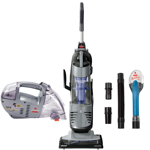 PowerGlide Premiere Pet Vacuum Ultimate Upgrade 1361 Bundle Items